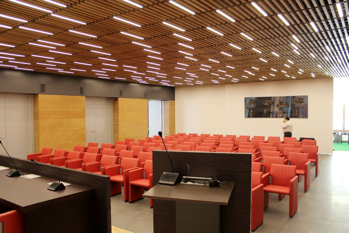 Banco di Sardegna Foundation – conference room – Cagliari