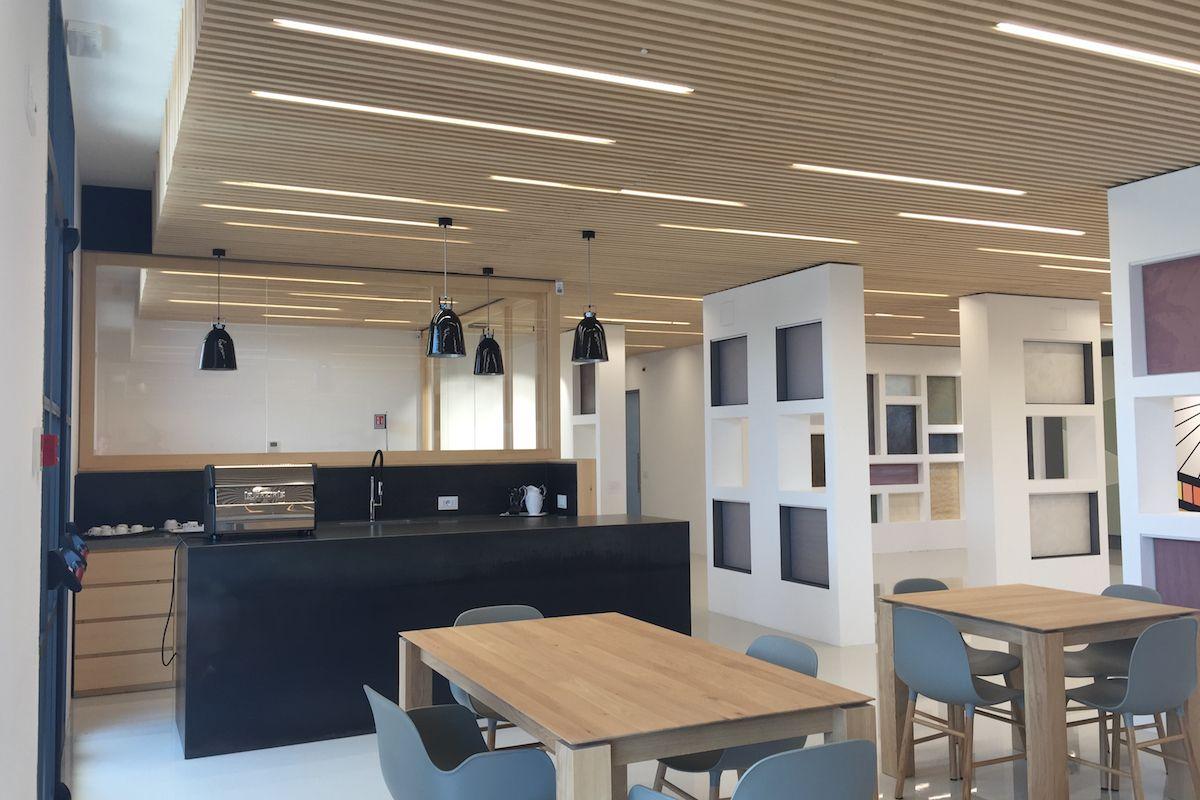 Ard Raccanello - lounge area - Padova