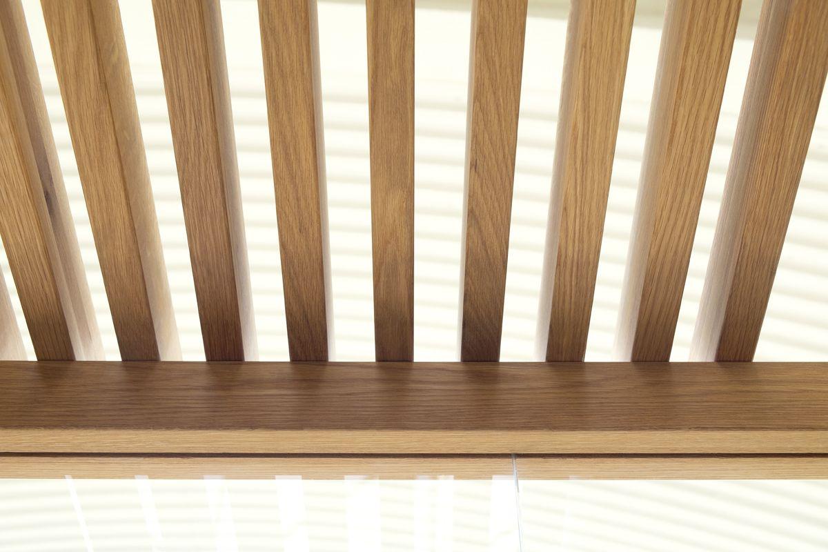 Nodoo 187 False Ceiling With Open Slats