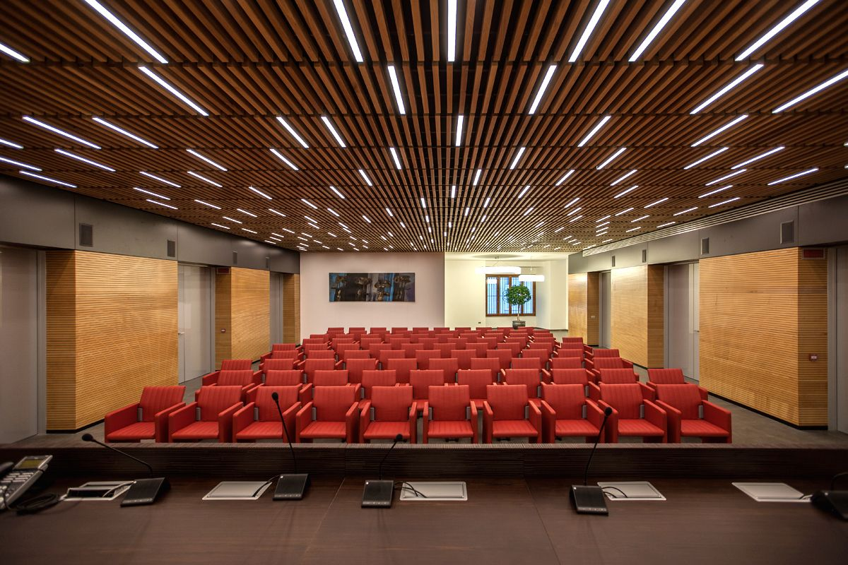 Fondazione Banco di Sardegna – Sala convegni – Cagliari