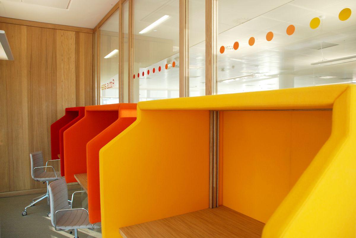 Unicredit Tower – smart working focus room - Milano
