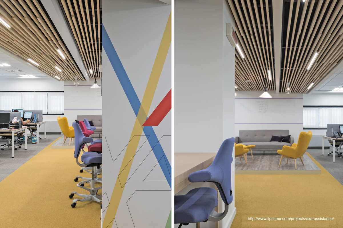Axa assistance - office in Rome