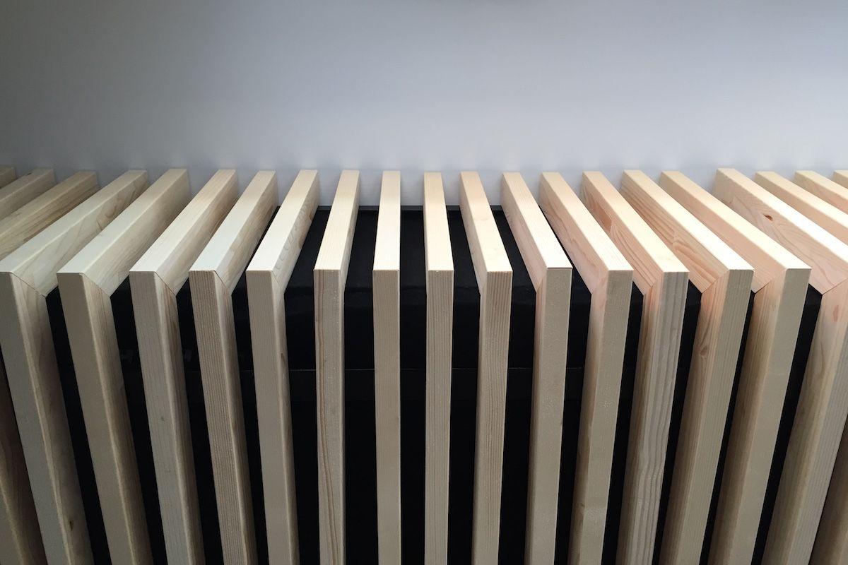 Ard Raccanello - detail slats open - Padova