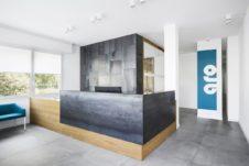 Aro Group spa - reception su disegno - Cavaria-Varese