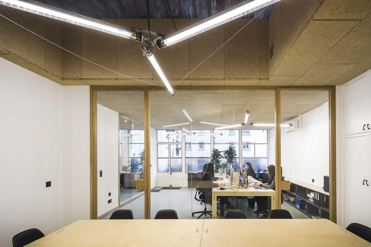 Spinetto architects - pareti e tavoli, mobili su disegno - Paris